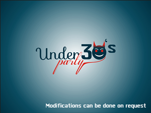 Logo Design for Under 30s by Blue Graphics