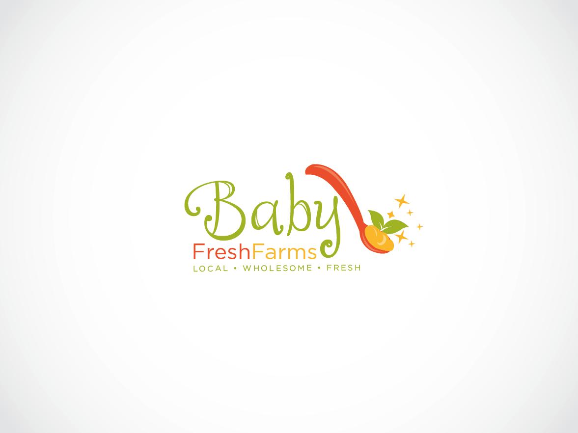 Organic Food Company Logos Organic Baby Food Company