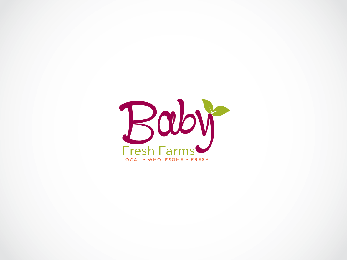 Organic Food Company Logos Food Company Logo Closed