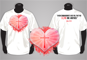 church tshirt design by dennisjerdz