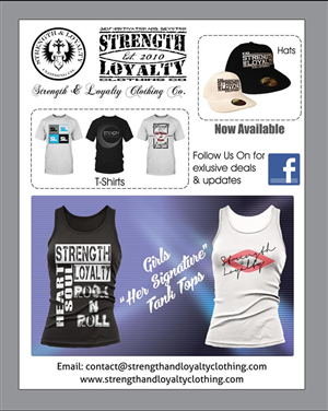 49 modern bold clothing flyer designs for a clothing for T shirt design contest flyer