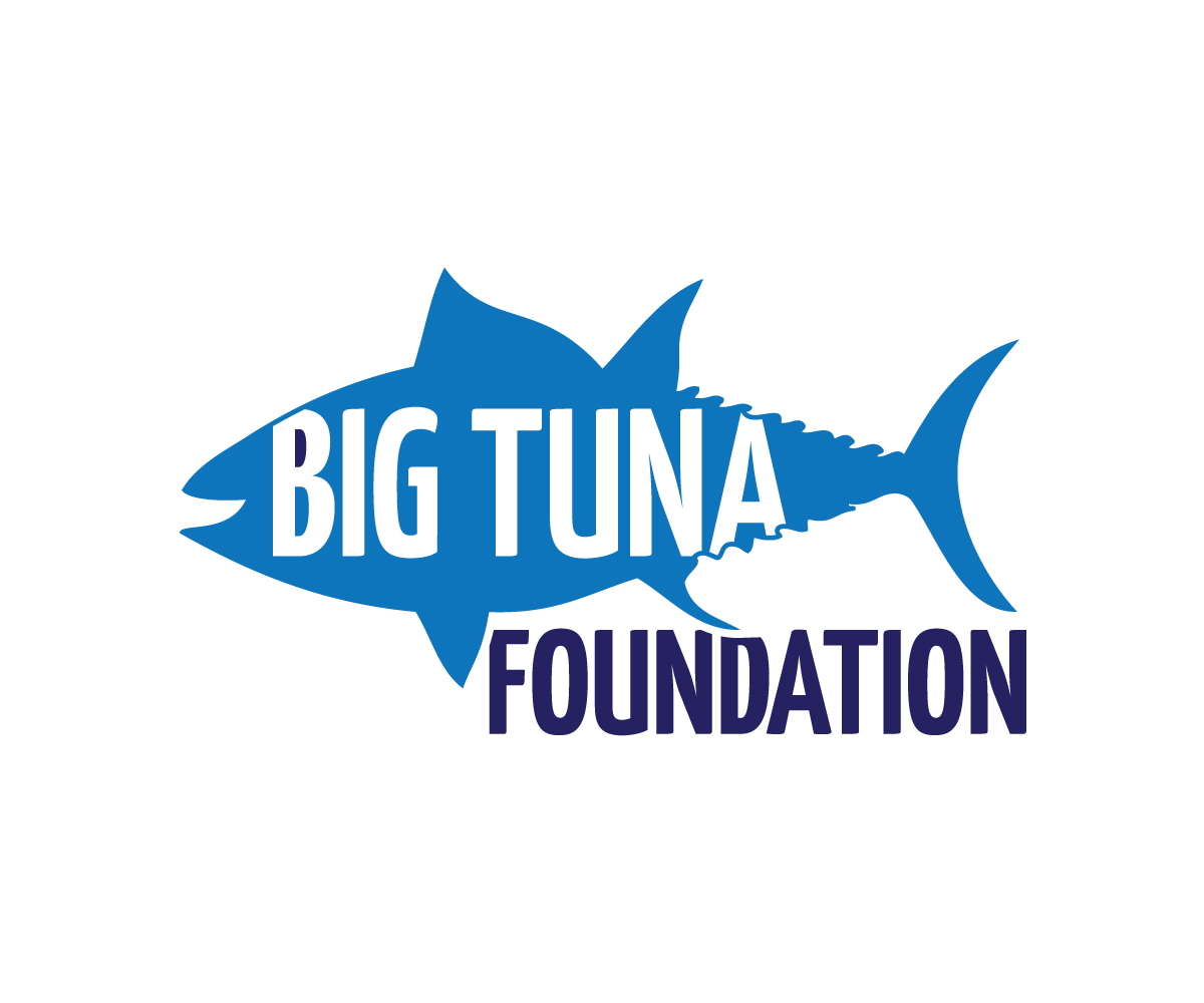 nonprofit logo design for quotbig tunaquot and quotfoundationquot by