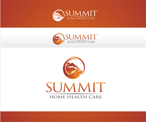 177 Professional Home Health Care Logo Designs for Summit Home ...