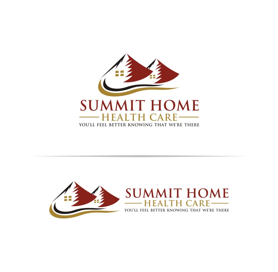 Logo design for martha vantassell by lrbalaji design 4484598 - Home health care logo design ...
