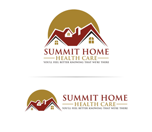 Logo Design  Design  4484621  submitted to Summit Home Health Care Needs a  Logo177 Professional Home Health Care Logo Designs for Summit Home  . Home Health Care Logo Design. Home Design Ideas