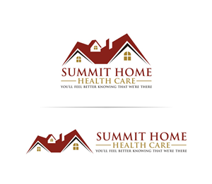Logo Design (Design #4484760) Submitted To Summit Home Health Care Needs A  Logo