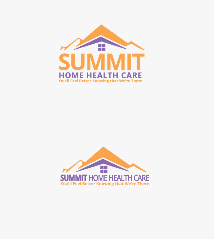 Logo Design By Arunjbdc14 For Summit Home Health Care Needs A Logo Design    Design #