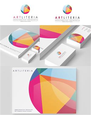 Logo Design by Natasa_Radulovic - Logo for Artliteria.com