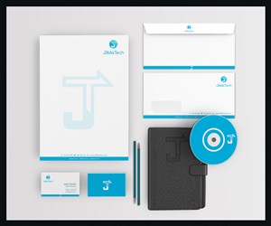 Stationery Design by Roy