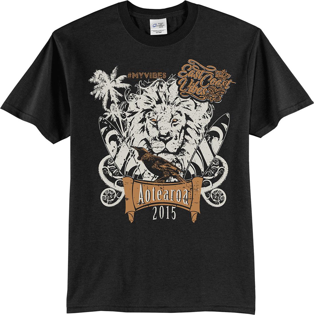 Fett modern festival t shirt design for a company by for T shirt design festival