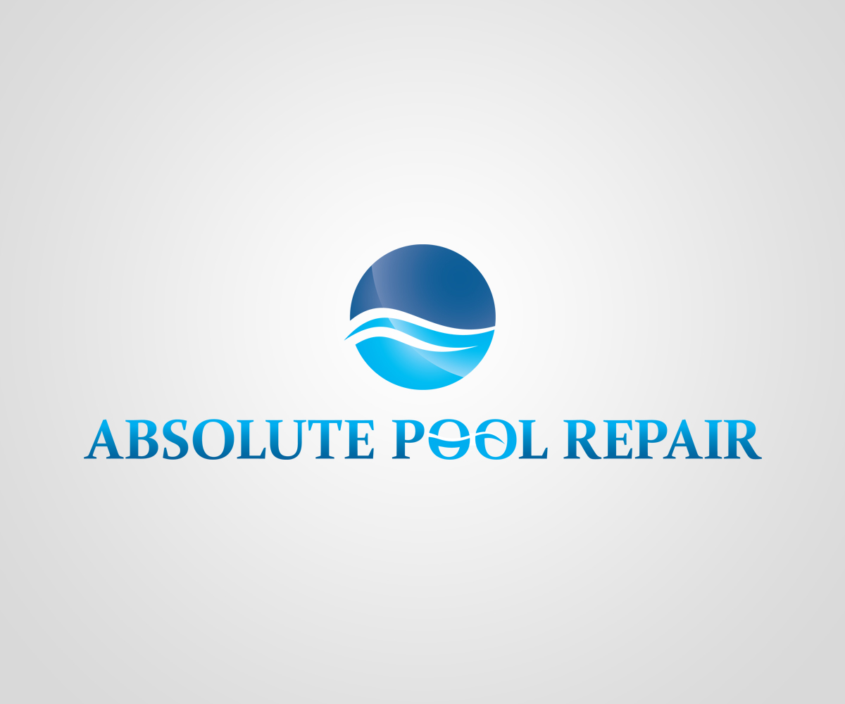 124 Professional Printer Logo Designs For Absolute Pool Repair A Printer Business In United