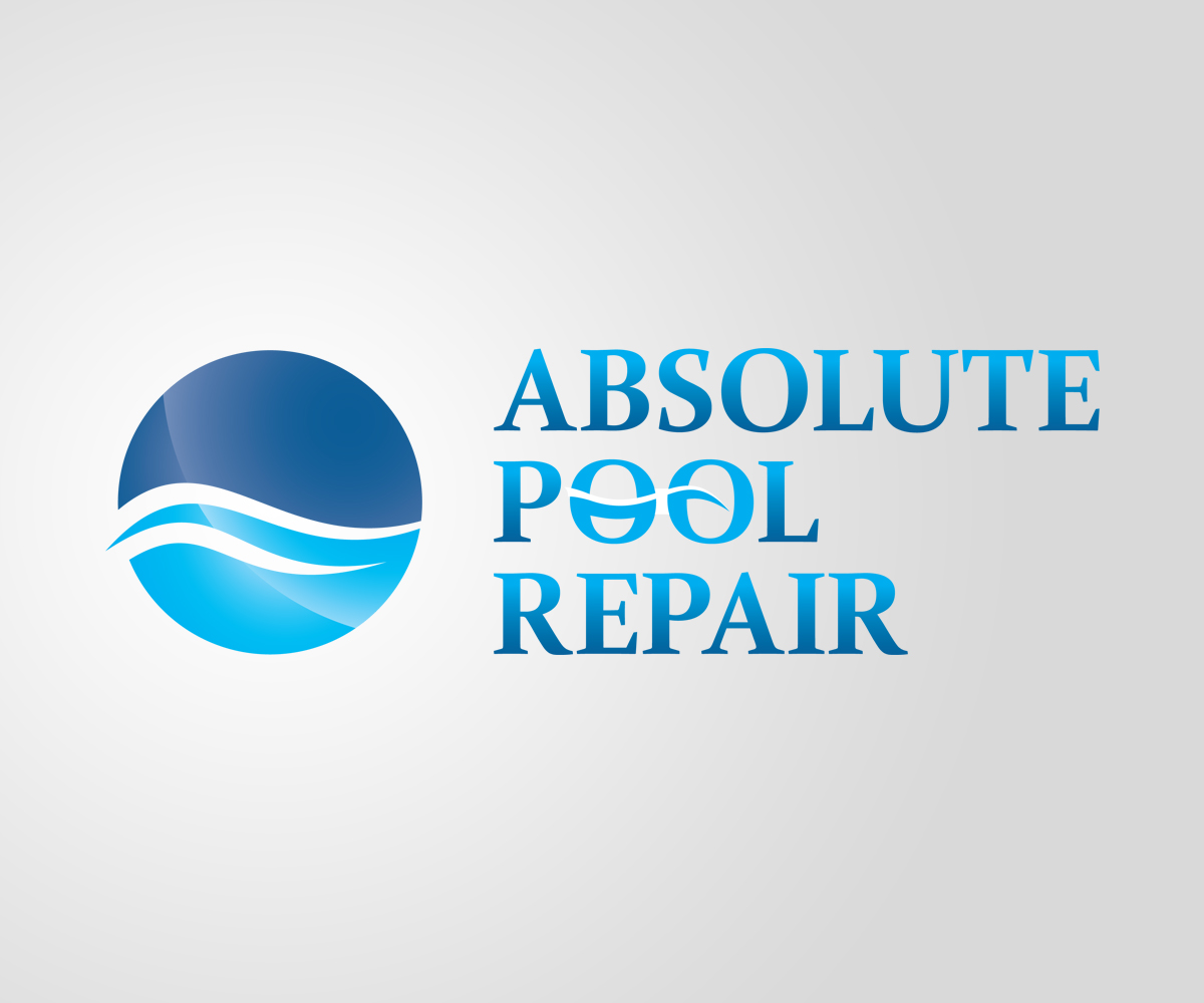 124 professional printer logo designs for absolute pool for Pool design company radom