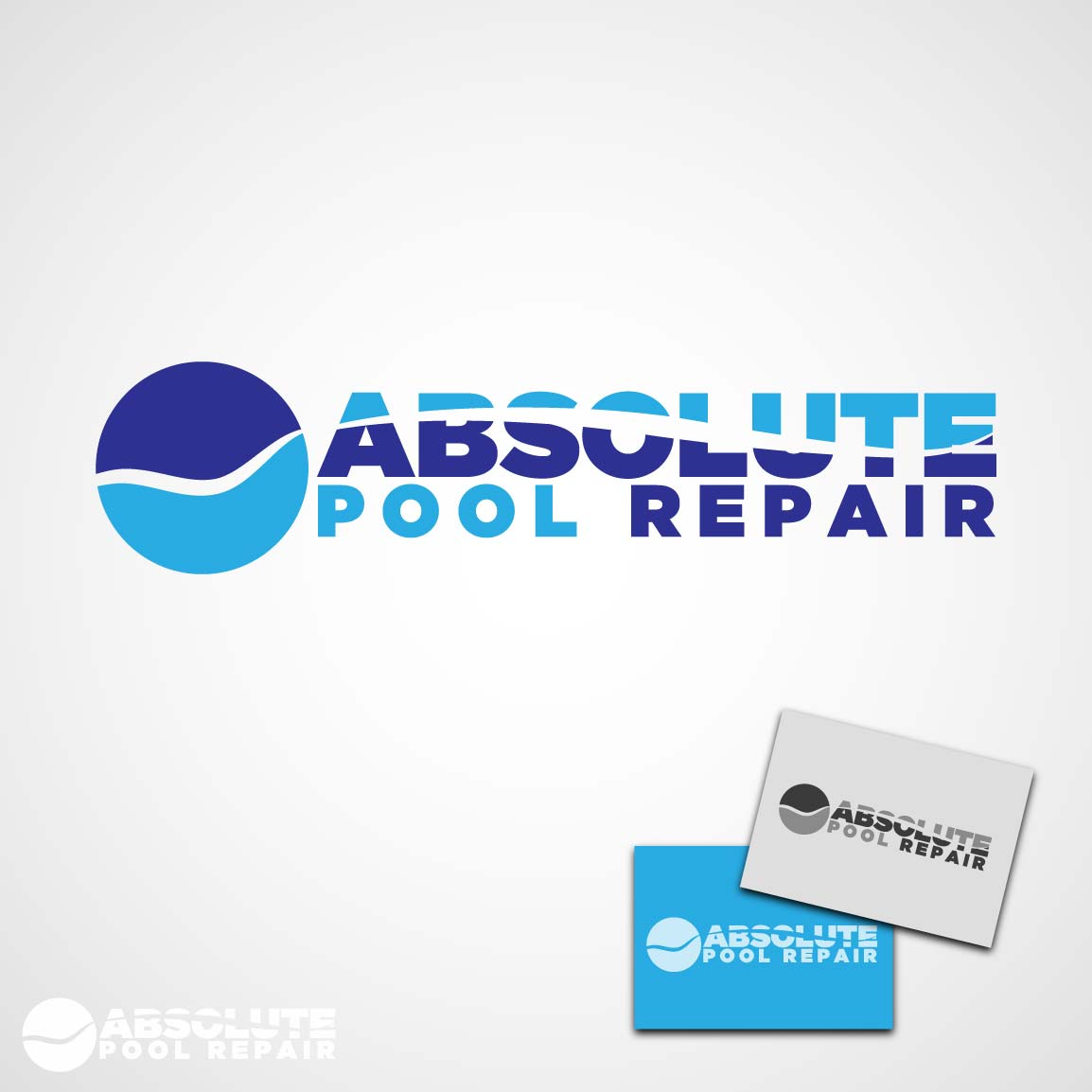 124 Professional Printer Logo Designs For Absolute Pool Repair A Printer Business In United States