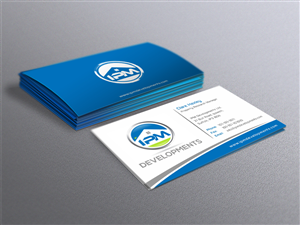 Business Card Design 4442507 Submitted To Property Development