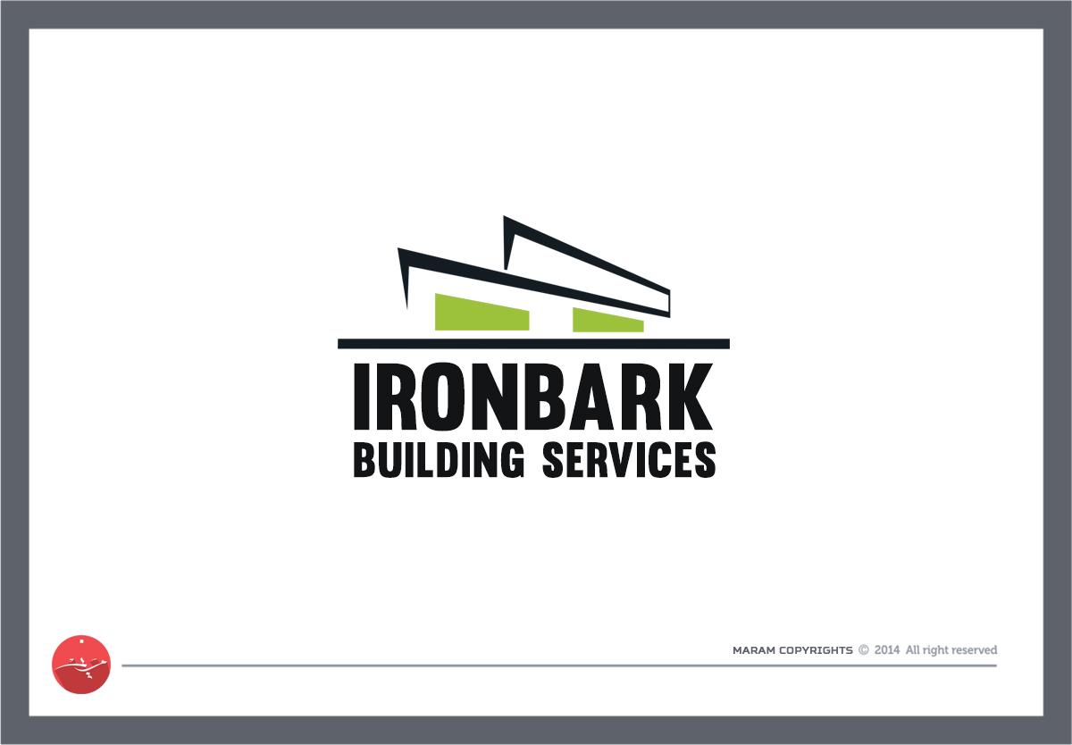 Professional masculine building logo design for logo 1 for Professional building designer