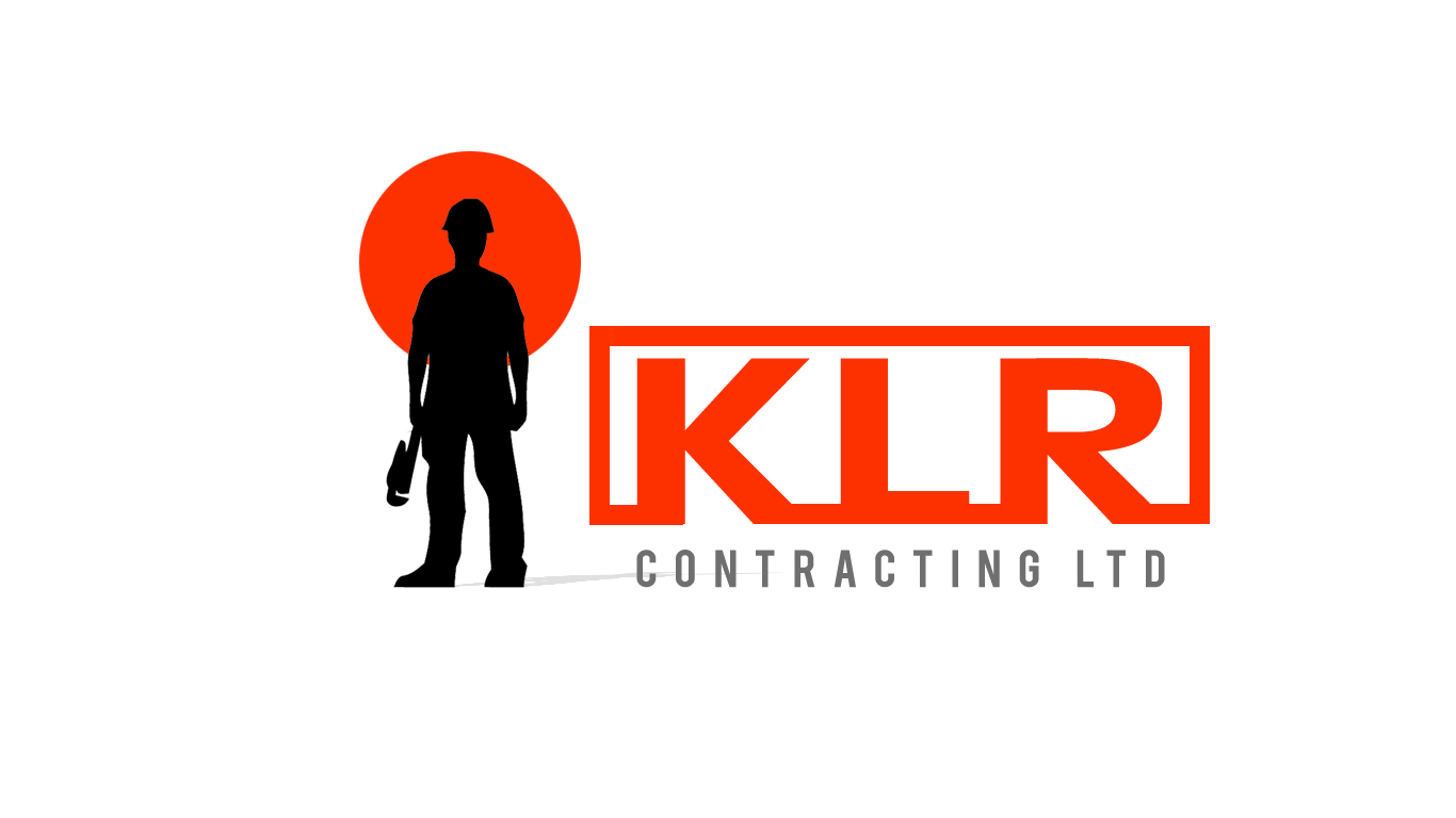 Industrial logo design for klr contracting ltd by for Industrial design company