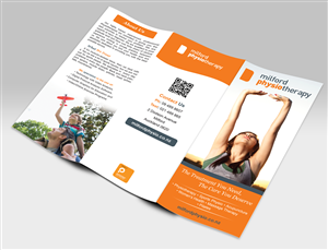 Brochure Design by  Adylhere - Milford Physiotherapy needs a brochure that wil...