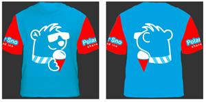Graphic Design by TSEdesign - Polo Sno uniform shirt