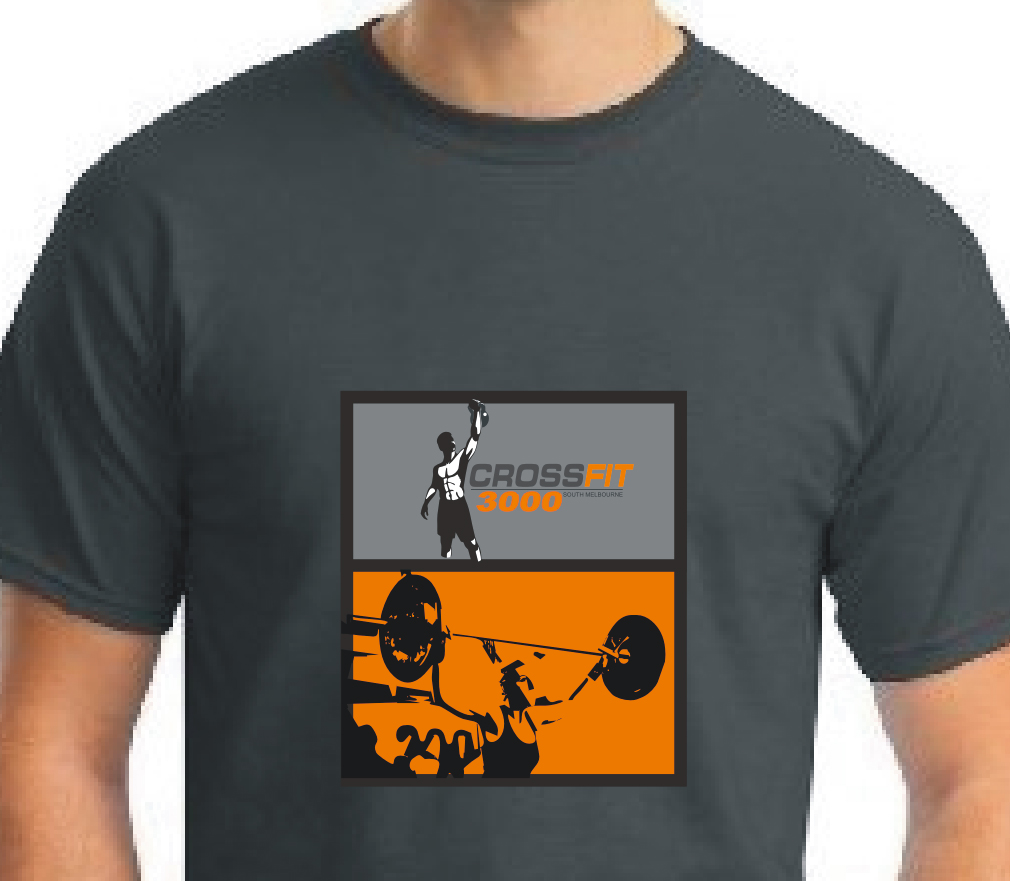 Modern Professional T Shirt Design For Jeremy By