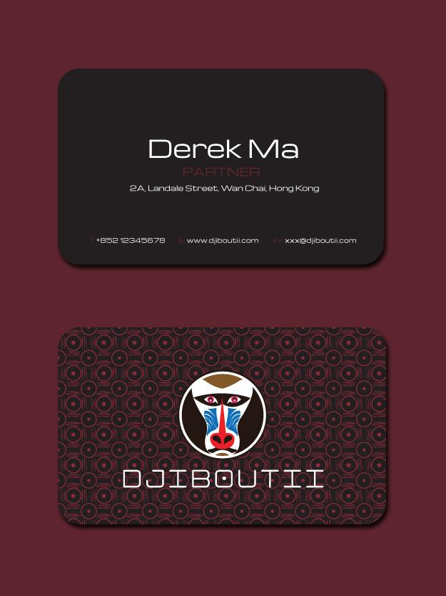 business card design for olaf mueller by costur design 4452797