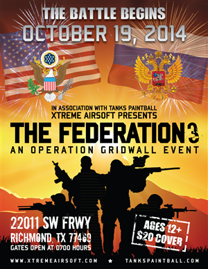 Flyer Design (Design #4461229) Submitted To National Airsoft Store Needs An Event  Flyer  Event Flyer Examples
