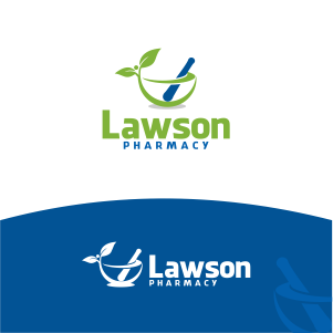 bold serious pharmacy logo design for lawson pharmacy by jl 2 rh designcrowd com sg medical pharmacy logo design template pharmacy logo design free download