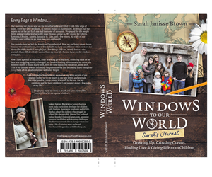 Book Cover Design by Alternactive - Windows to Our World