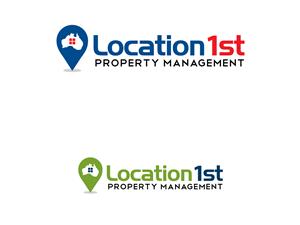 Logo Design by kim - Location 1st Property Management Logo Design