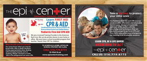 Postcard Design by venuslp - The Epi-Center for Emergency Training + Event S...