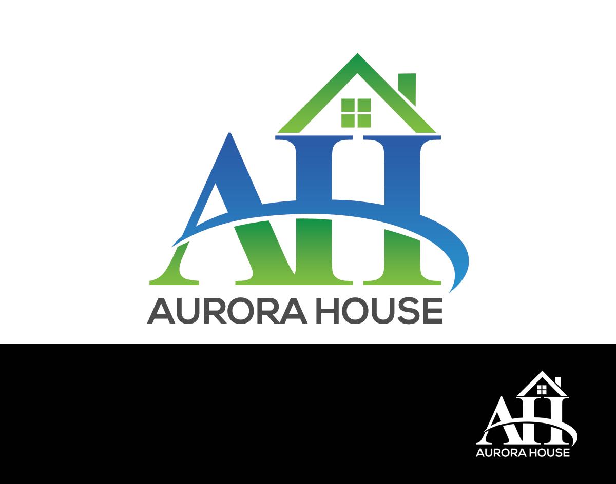 Professional feminine house logo design for aurora house for House aurora