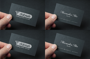 Business Card Design by Winchester - Online Consultancy Needs a New Business Card De...