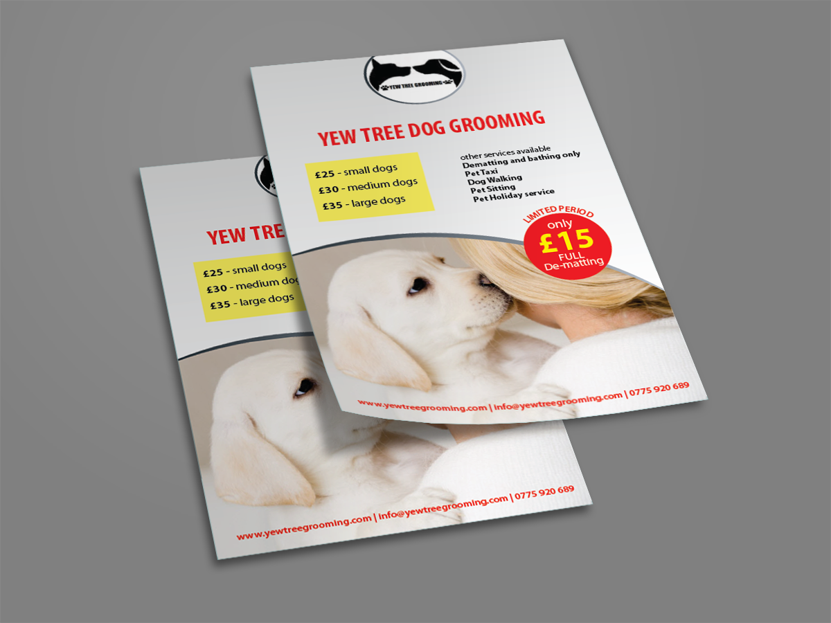 Yew Tree Dog Grooming