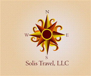 Logo Design by Madj Rosana - Solis Travel Logo