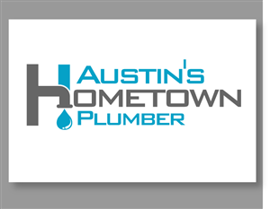 Logo Design job – Austin's Hometown Plumber Logo  – Winning design by logo.Samriddhi