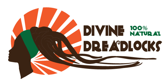 Logo Design by dragonfly for Divine Dreadlocks (funky, arty, unique logo design wanted) - Design #1284195