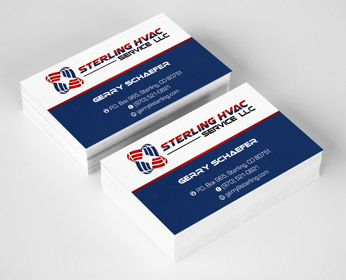 Hvac Business Cards | Unlimitedgamers.co