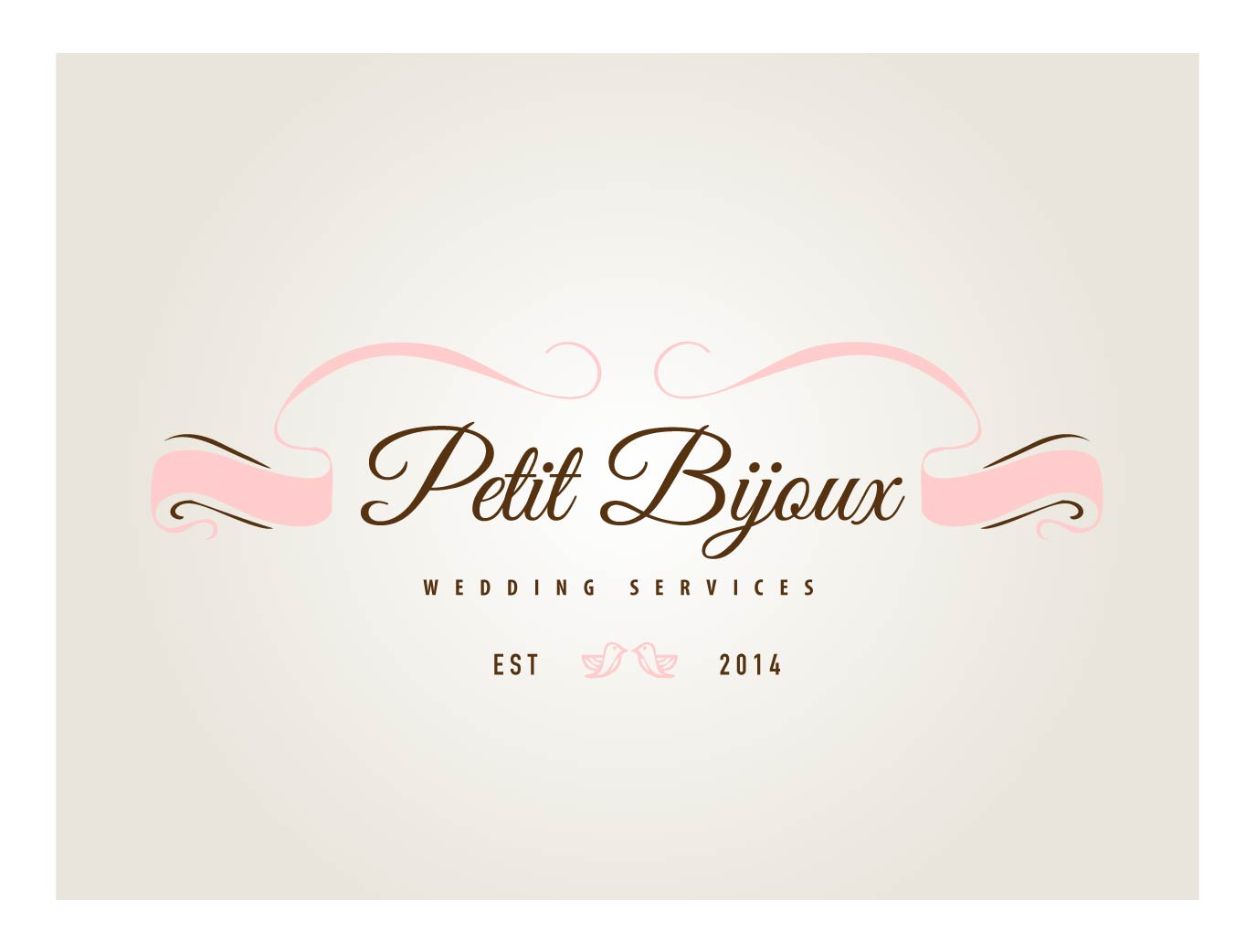 30 Wedding Logo Design Templates  Design Trends