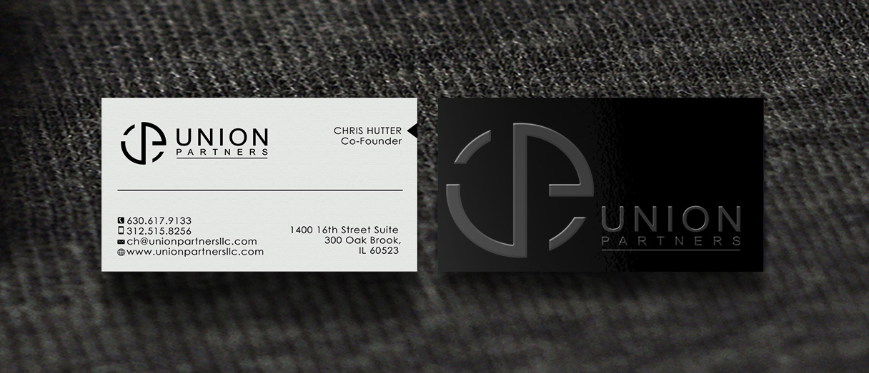 business card design for chris by gtools design 4517278