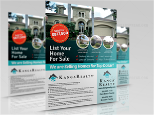 Real Estate Flyer Design Galleries for Inspiration