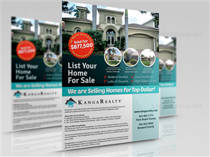 real estate flyer ideas