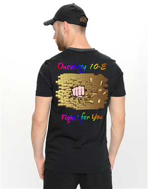 T-shirt Design by vesnusca - Oncology (cancer) nurses looking for fun out go...