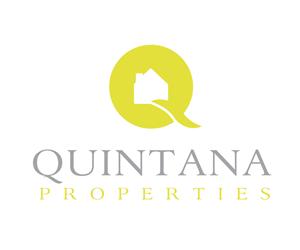 Logo Design by Ian Balane Designs - Quintana Properties Company Logo