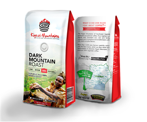 Packaging Design by lenlopez - Kigezi Mountains coffee needs bold, new coffee ...