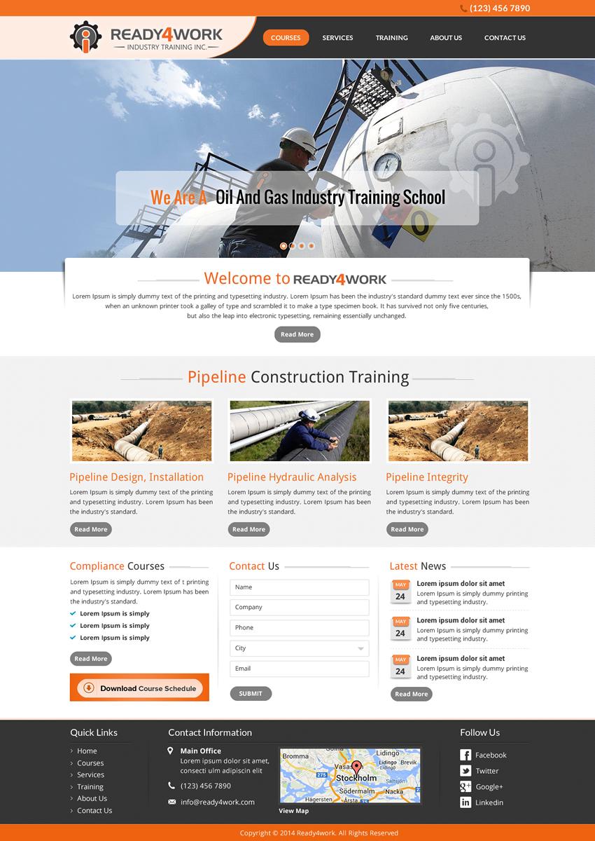 Bold masculine web design for jodie surerus by sbss for Masculine web design