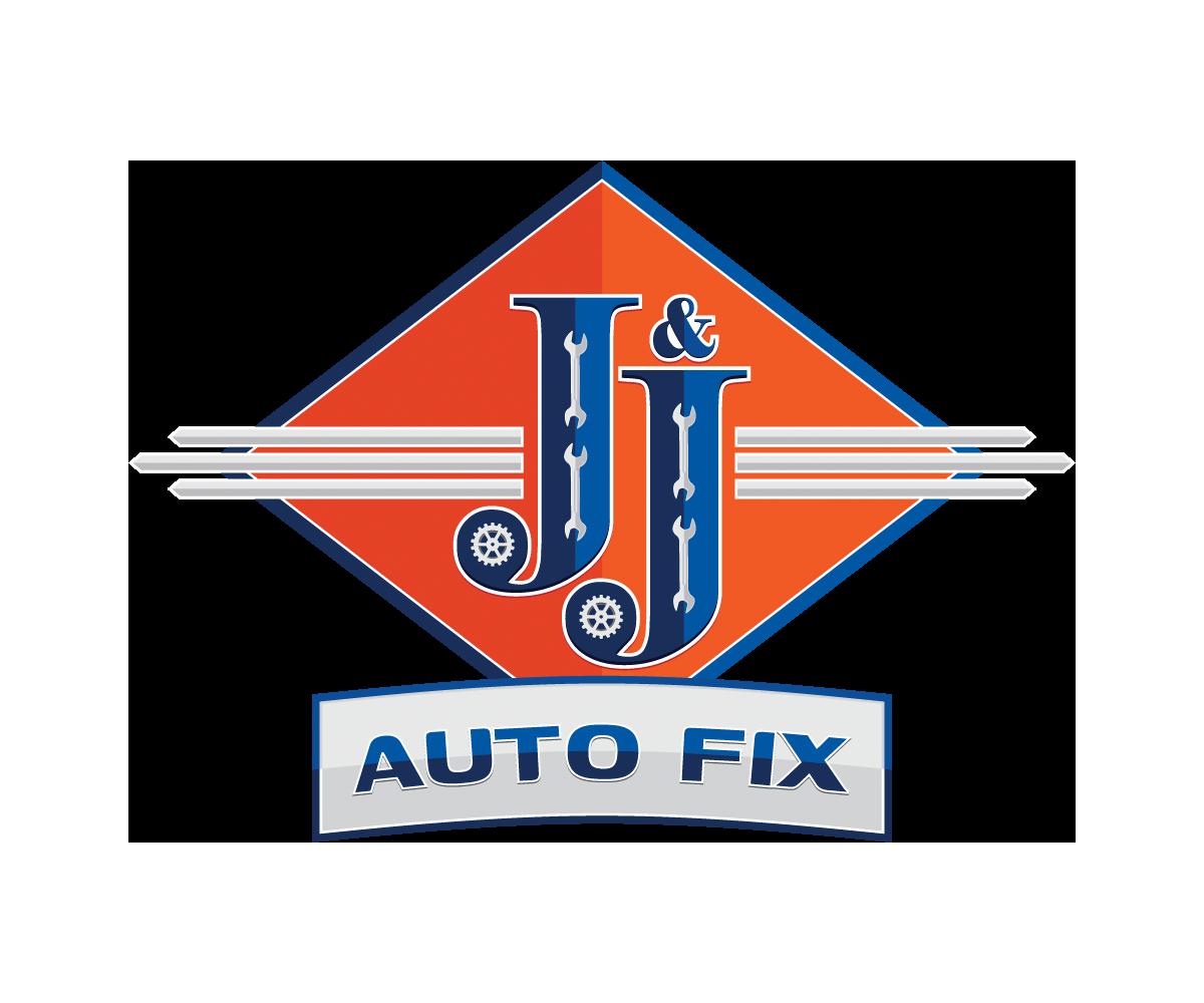 Automotive Logo Design For J J Auto Fix By Cs Creatives Design