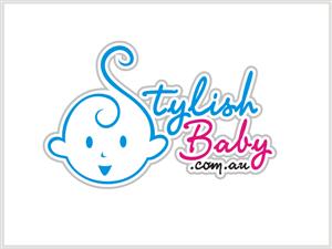Logo Design job – A cute logo for an online baby & children clothing shop – Winning design by Eko