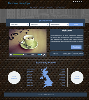 Web Design by stwebre1a