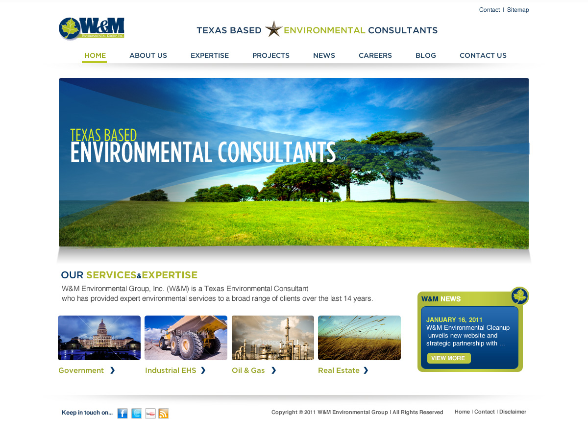 12 Serious Web Designs | It Company Web Design Project for Atomic ...