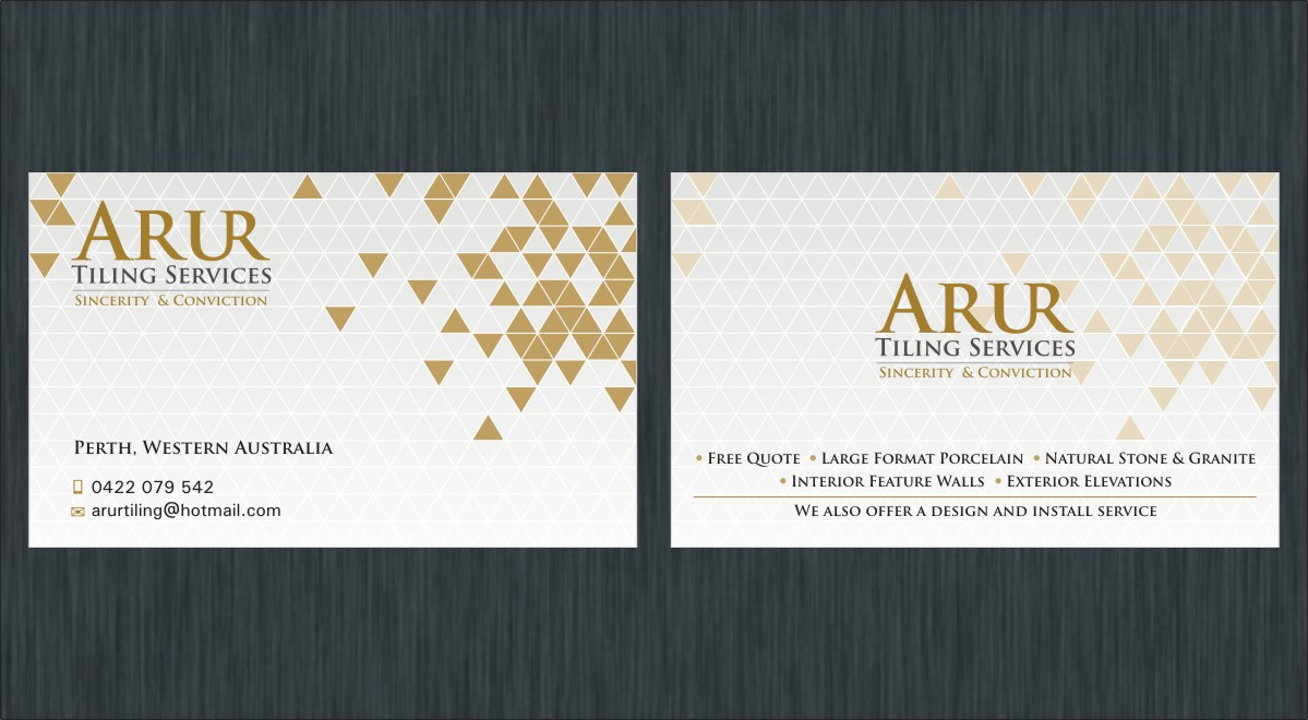 39 business card designs business business card design project for business card design by poonam gupta for this project design 4545756 reheart Choice Image