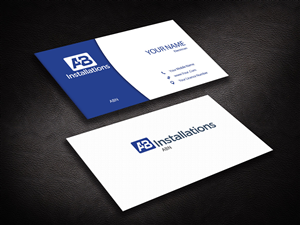 28 Business Card Designs Electrician Business Card Design Project